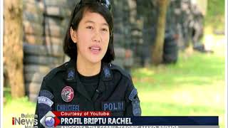 Video Mengenal Briptu Rachel, Polwan Tim Penyerbu Teroris di Mako Brimob - BIM 11/05 MP3, 3GP, MP4, WEBM, AVI, FLV Desember 2018