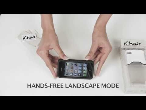 iChair for iPhone 4 unboxing