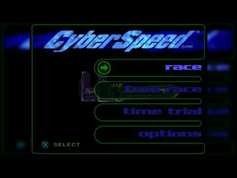The Best Of Retro VGM #694 - CyberSpeed (PSX) - Race Theme 1