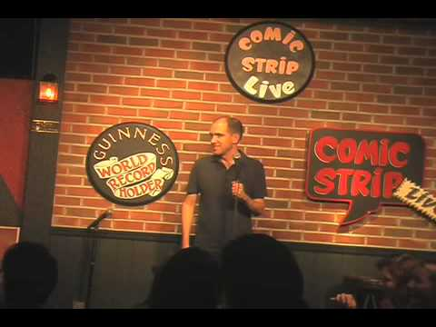 Gilad Foss - Comic Strip Live
