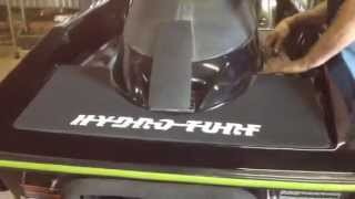 8. Seadoo 4-tec 2005' Foot Mat Replacement DIY