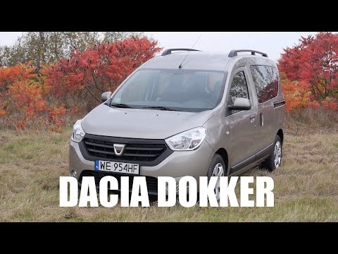 (ENG) Dacia Dokker Laureate 1.5 dCi – Test Drive and Review