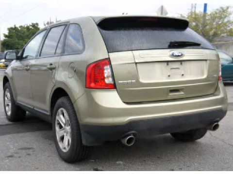 2013 Ford Edge - Hickory NC
