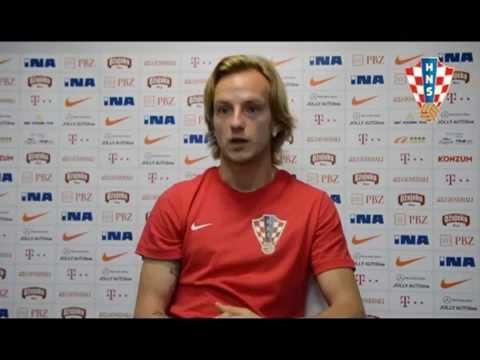 Intervju s reprezentativcem Ivanom Rakitićem