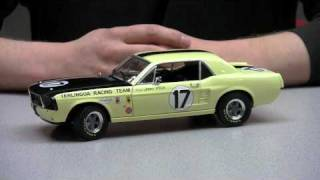 Diecast Collectible Review - Greenlight 1/18 Jerry Titus 1967 Shelby Terlingua Ford Mustang