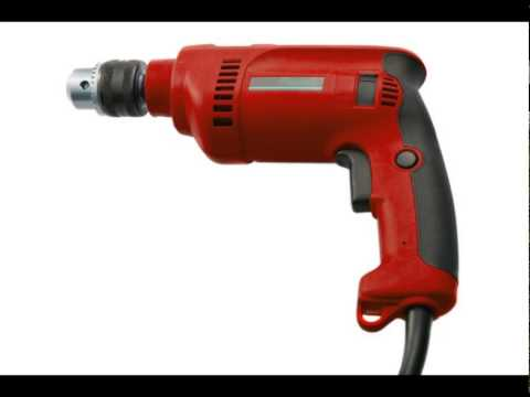 ELECTRIC DRILL SOUND IN HIGH QUALITY