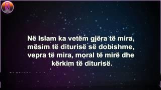 Nuk Ka Asgjë Në Islam Që Quhet Ilahi Islame E As Filma Islam - Feuzan