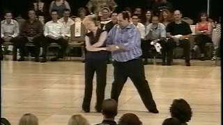 Look at this guy dance! John Lindo and Stephanie Batista