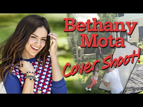 Magazine - Go behind the scenes with cover star Bethany Mota! Find out where Bethany gets fashion and beauty inspo! Which look is your fave!? WATCH MORE BETHANY MOTA! http://bit.ly/1qdD6EG Watch more...