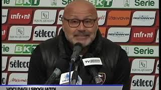 INTERVISTA STEFANO COLANTUONO DOPO GARA SALERNITANA-BRESCIA