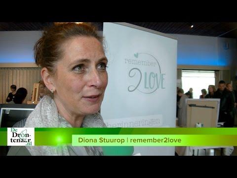 VIDEO   Diona Stuurop maakt tastbare herinneringen aan dierbaren