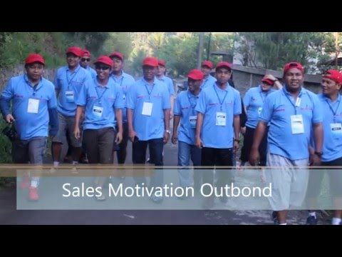 Sales Motivation Outbond