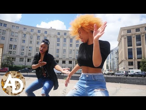 Eugy - Give It To Me Ft. YCee (Dance Video)