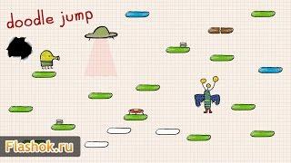 Видеообзор Doodle Jump Game