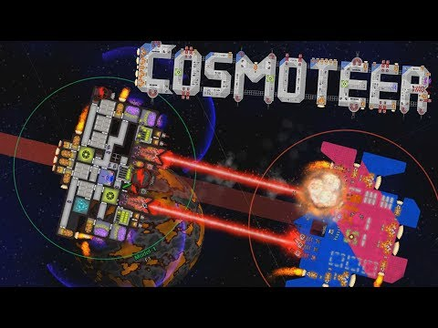 Cosmoteer - RULING THE UNIVERSE -