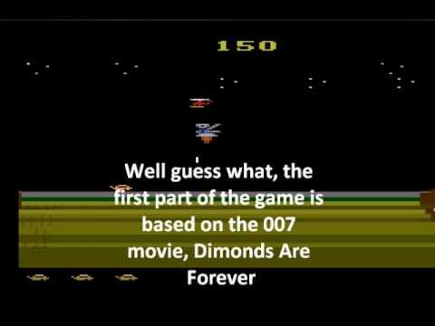 James Bond 007 : The Spy Who Loved Me Atari