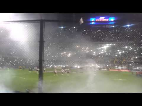 Video - Recibimiento de BOCAAA!!! - La 12 - Boca Juniors - Argentina