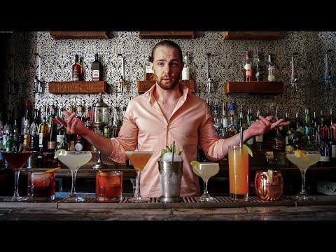 10 Three-Ingredient Cocktails Every Bartender Needs To Know   Alchemix