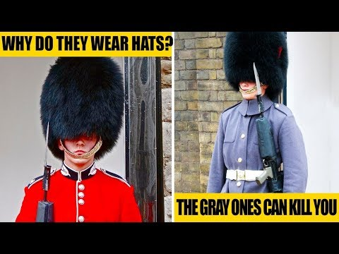 The Queen's Guards Secrets. They Don't Want You To Know About Them