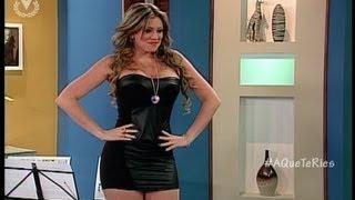 A Que Te Ries - Sabrina Salemi Mas Que Suficiente!