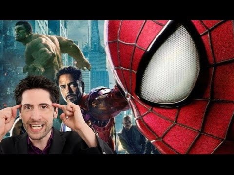 Spider-Man OFFICIALLY in Marvel Cinematic Universe!