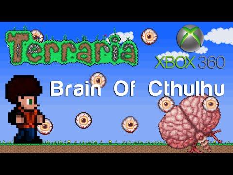 Terraria Xbox - Brain of Cthulhu [91]