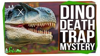 The Mystery of the Cleveland-Lloyd Dinosaur Death Trap by  SciShow