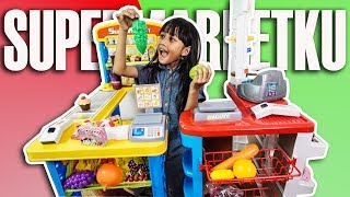 Download Lagu Mainan anak kasir kasiran SUPERMARKET besar model terbaru Mp3