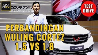 Download Video KUPAS TUNTAS WULING CORTEZ 1.5 + TEST DRIVE | OTOFREAK REVIEW MP3 3GP MP4