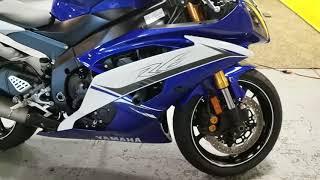 10. 2011 Yamaha YZF-R6