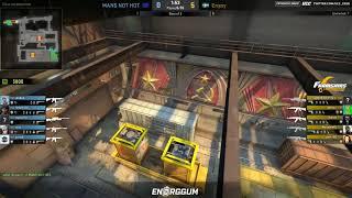 Enyoy vs MNH, game 1