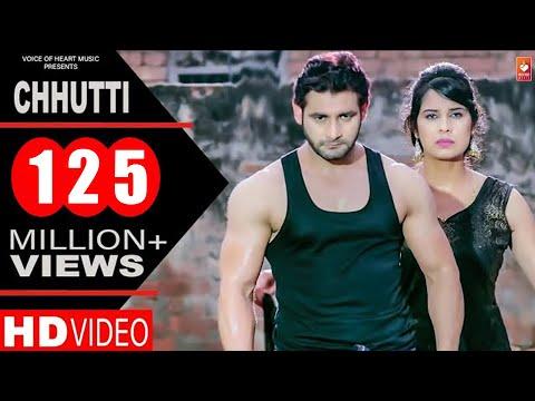 Video ✓ Chhutti | छुटटी | Haryanvi DJ Song 2018 | Vijay Varma | Anshu Rana | Andy Dahiya | Sapna Studio download in MP3, 3GP, MP4, WEBM, AVI, FLV January 2017