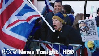 Brexit On Edge & NYC Pollution Hero: VICE News Tonight Full Episode (HBO)