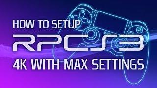 PS3 Emulator - RPCS3 Complete Guide!