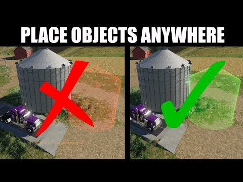 Place Objects Anywhere v1.2.0