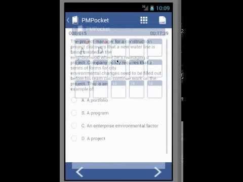 Video of PMPocket PMP® Exam PMBOK® Ref