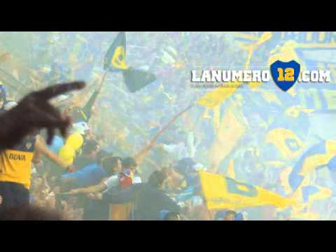 Video - River decime que se siente - Boca vs River torneo final 2013 - La 12 - Boca Juniors - Argentina