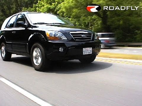 Roadfly.com – 2007 Kia Sorento Car Review