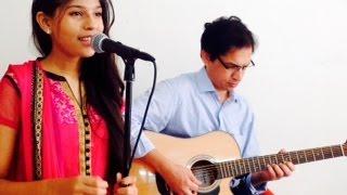 Video O Sajana Barkha Bahar Aayi | Acoustic cover by Priya Nandini & her dad Lekh Raj MP3, 3GP, MP4, WEBM, AVI, FLV Agustus 2018