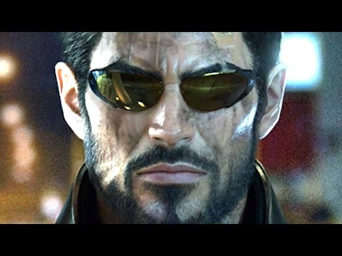 DEUS EX MANKIND DIVIDED Walkthrough Gameplay - Intro
