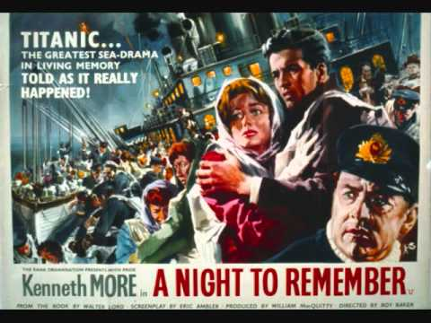 A Night To Remember - Soundtrack (Nearer My God to Thee)