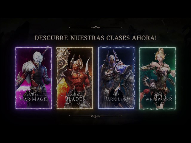 MU Legend Introduction Trailer [ES]