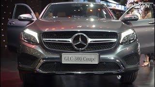 Cận cảnh Mercedes-Benz GLC 300 4MATIC Coupé giá 2,9 tỷ đồng https://xehay.vn/mercedes-benz-glc-300-4matic-coupe-ra-mat-khach-hang-viet-gia-2-899-ty-dong.htmlFanpage: http://facebook.com/xehayFacebook HÙNG LÂM: https://web.facebook.com/tonypham.xehayChương trình XE HAY phát sóng duy nhất trên kênh FBNC vào lúc:21h00 CHỦ NHẬT hàng tuần (phát chính)Thứ 2: 18h30Thứ 3, 6: 21h30Thứ 4, 5: 17h30Thứ 7: 18h00Liên hệ: noidung@xehay.vn