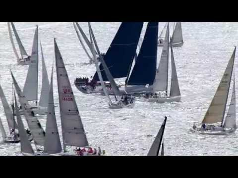 Video: Rolex Fastnet Race - The Start