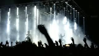 Arcade Fire - afterlife/creature comfort - Sportpaleis Antwerpen 19/04/2018