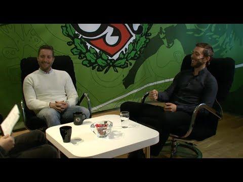 Sportklubben med Axel Kjäll och Jimmy Högberg