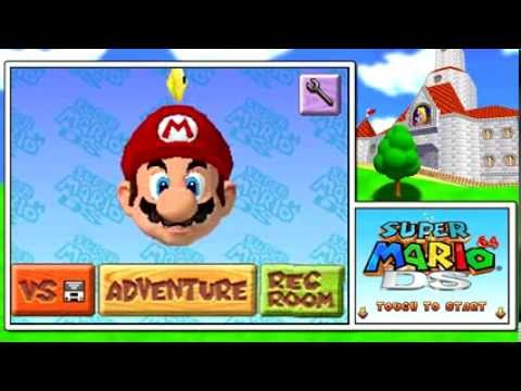 Super Mario 64 DS - Multiplayer