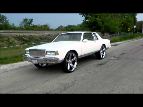 Matt's 86 Box Chevy on 26's