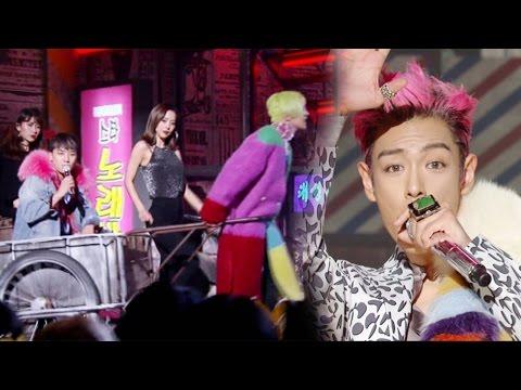 Video 《Comeback Special》 BIGBANG - FXXK IT (에라 모르겠다) @인기가요 Inkigayo 20161218 download in MP3, 3GP, MP4, WEBM, AVI, FLV January 2017