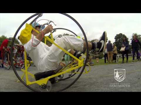 Dartmouth Engineering Diwheel Car Race